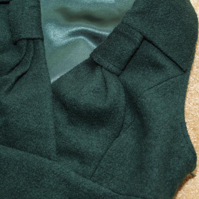 Женское платье 2012 Зима 2012 Шерсть