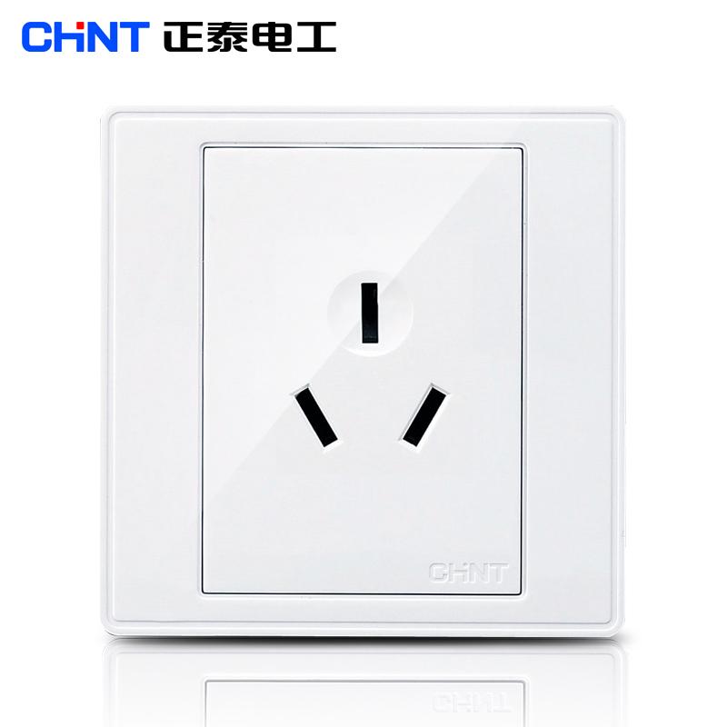 Электрическая розетка Chnt  NEW7E 16A