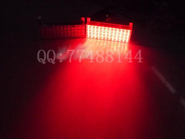 автоэлектрика Привело лампа головы бампер мигания ультра яркий прямоугольные 51025a Спайк спец
