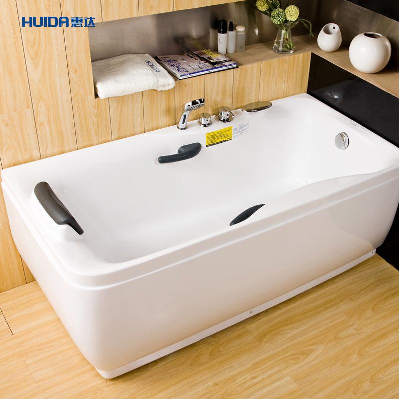 惠达亚克力浴缸HD103
