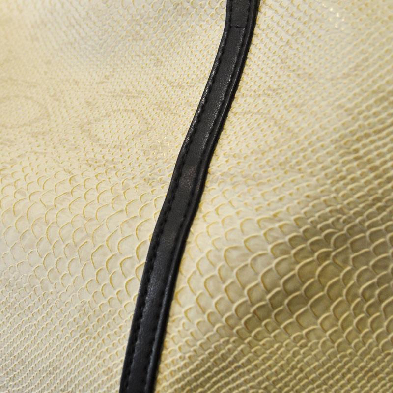女式潮流复古蛇纹单肩大包包