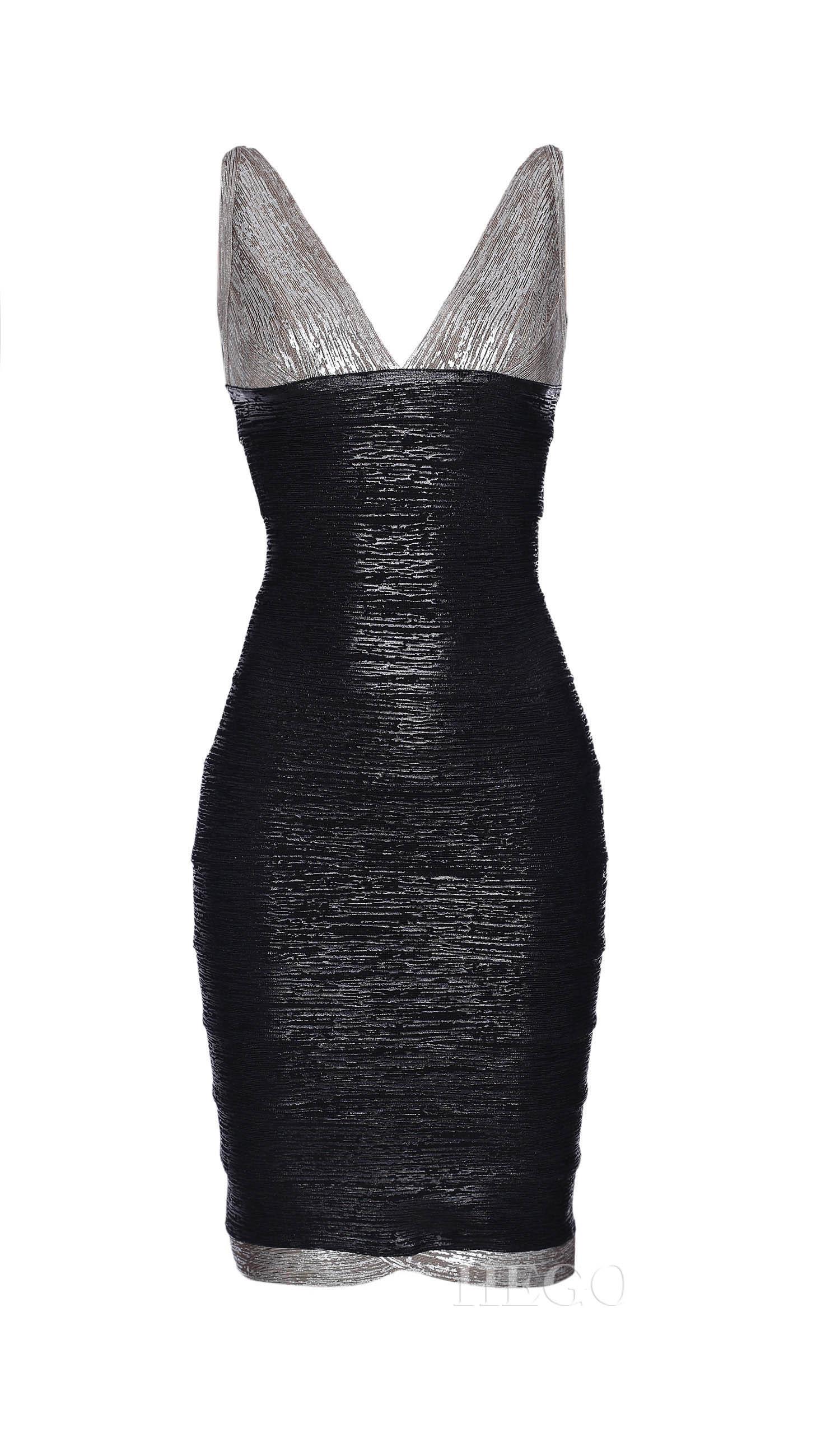 Вечернее платье Hego H127 Hego Средней длины (76-90см)