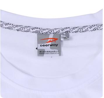 Спортивная футболка Deerway 20101158 10Q2 Стандартный Воротник-стойка 100 хлопок