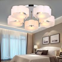 圆形现代简约卧室灯具 浪漫温馨餐厅欧式客厅吸顶灯饰灯大气