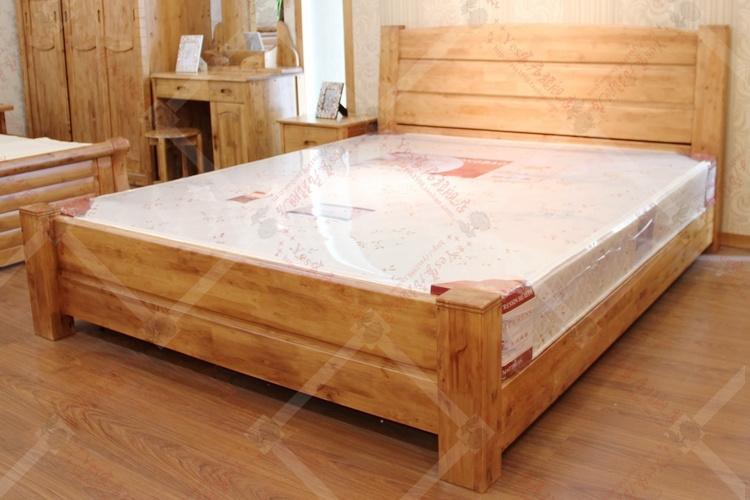 Кровать из массива дерева SD  1.8 1.5