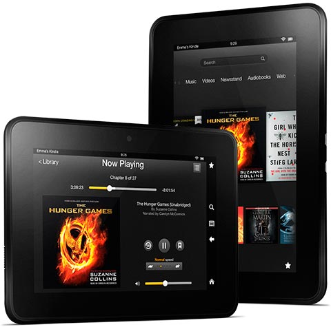 Планшет Amazon  Kindle Fire Hd 8.9 (16G)