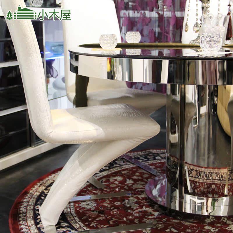 Стол обеденный Xiao Mu Wu XIAOMUWU Стиль минимализм Круглой формы