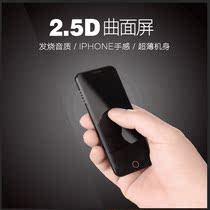 艾尼卡A16超薄智能触控卡片手机迷你超小直板袖珍学生男女新款