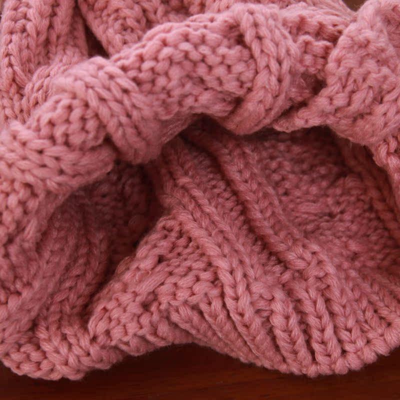 Головной убор Z558 Вязаные/трикотажные шапки Хлопок, лен Разное Женское Зима