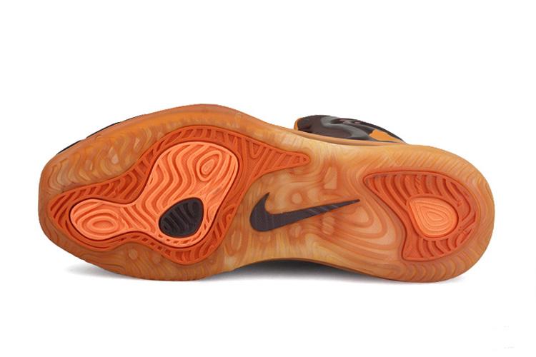 баскетбольные кроссовки Nike 524862 Air Max Hyperposite -200-401 Зима 2012 Мужские Искусственная кожа + искусственная ткань