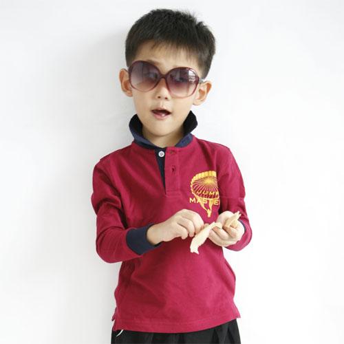 Футболка детская Basic star 2737 2013 POLO Basic star Для отдыха Персонажи мультфильмов