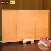 维艾整竹擀面板和面揉面板长方形家用切菜板砧板大号案板水饺面食