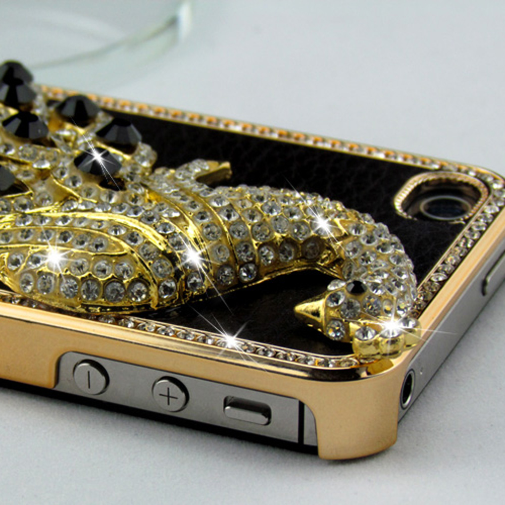 Apple чехол JFX New Iphone4 4s JFX / gold fly fast