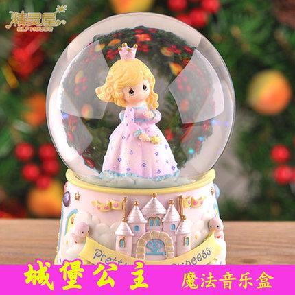 水晶球音乐盒