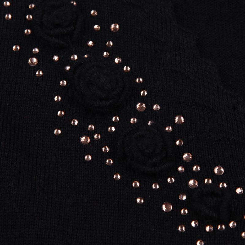 Свитер женский Celebrity Rui/chang 12605 2012 Овчина Осень 2012 Длинный рукав Классический рукав Закругленный вырез
