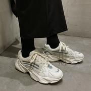 ins超火的鞋子网红款厚底运动鞋ulzzang老爹鞋chic男潮鞋