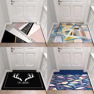 地毯门垫进门地垫北欧门毯入户门蹭脚垫门厅浴室吸水门口家用垫子