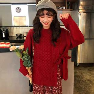 山本法式复古很仙女神初恋两件套装秋冬季法国小众超仙过膝连衣裙