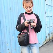 适用于佳能摄影包EOSKISS X7 100D 600D 550D 650D单反相机包防水