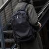 HK双肩包男简约个性书包时尚潮流电脑包户外旅行轻便背包