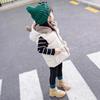 儿童马甲宝宝女童秋冬季加厚羽绒棉外套保暖洋气外穿背心