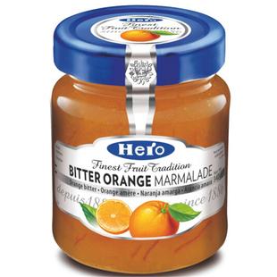 德国hero英雄橙味果酱340g早餐面包蛋糕涂抹酱Orange marmalade