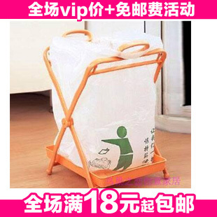 Easy-day practical waste multifunction folding portable creative trash can creative home 560g