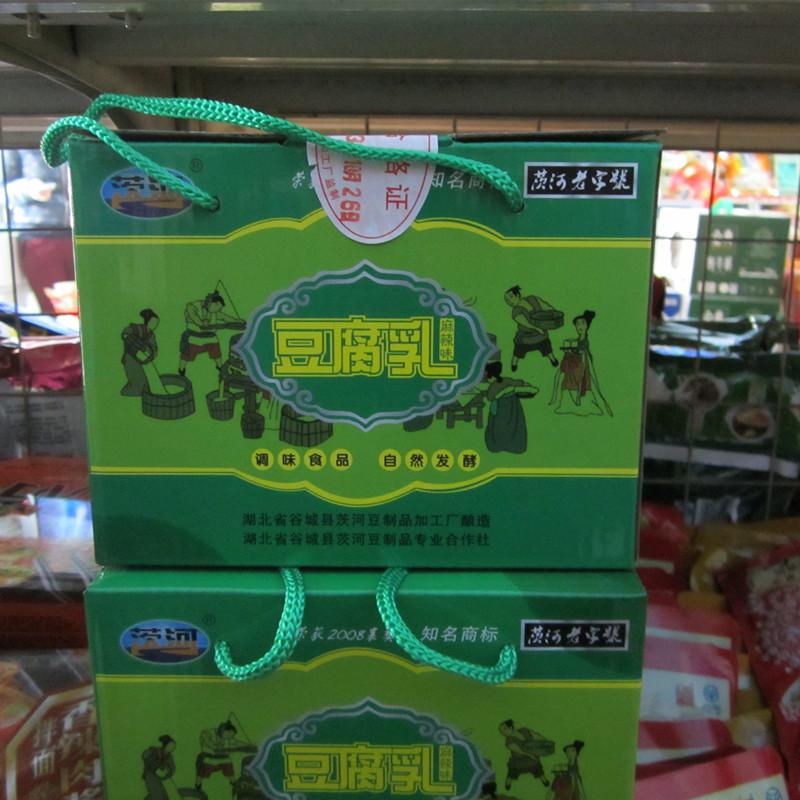 ГУ Chengci, Xiangyang, провинция Хубэй специальности реки фермы брожения ферментированный соевый творог соевый творог, 2 бутылки