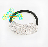 Childeku Korean version of the manual Banquet party stereolithography children bow hair band hair accessories hair bands hair D802