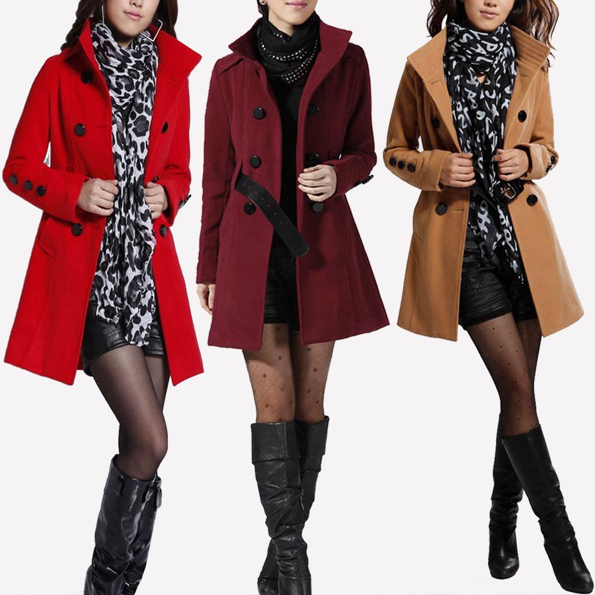 женское пальто 658 2012 Зима 2012 Средней длины (65 см <длины одежды ≤ 80 см) Длинный рукав Классический рукав