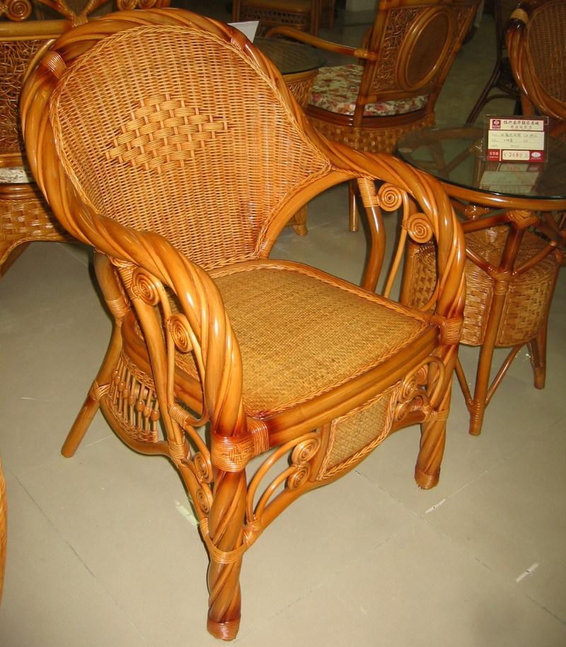 Кресло Папасан 2301 креслокачалка Papasan из ротанга
