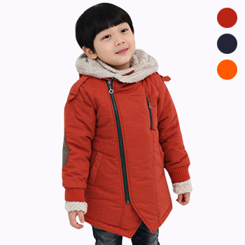 2012 cotton cashmere thick jacket