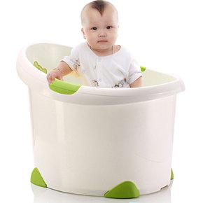包邮超大号婴儿浴盆宝宝洗澡盆浴盆浴桶加厚儿童沐浴盆泡澡桶浴桶