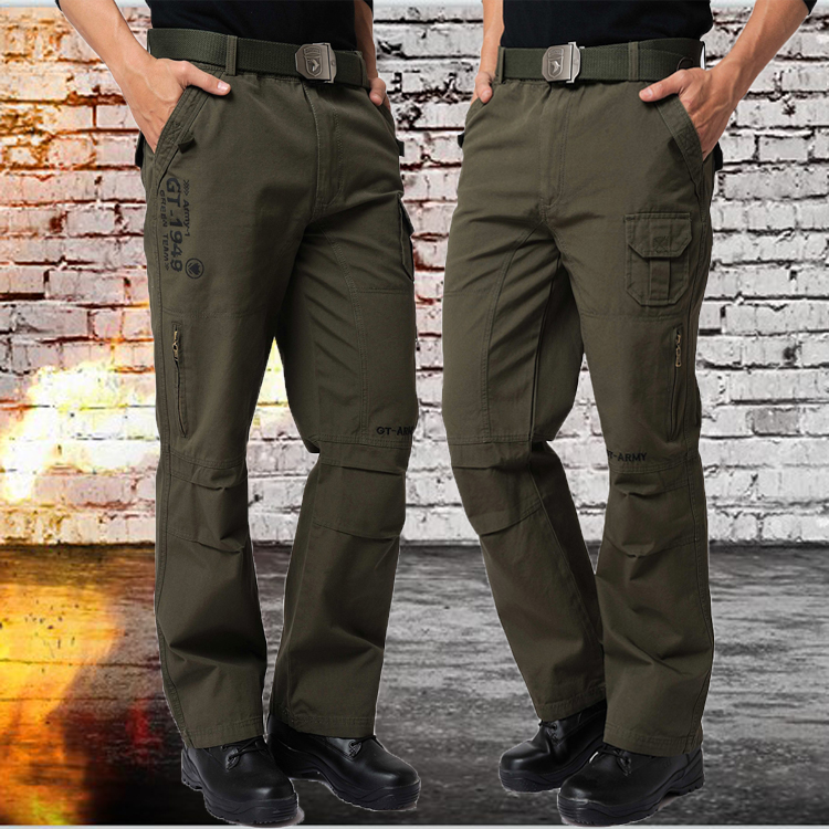 Брюки Милитари Мужские Купить
