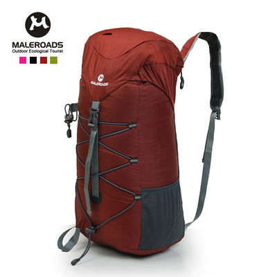 Mailu Shi magic skin ultralight folding bag backpack bag casual bag outdoor portable package