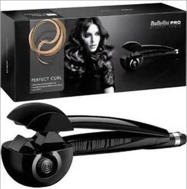 Утюжок для выпрямления волос Dfddfd  Babyliss Pro Perfect Curl TV