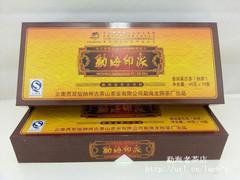 专卖龙园号勐海印象金芽小方砖普洱茶熟茶380元格