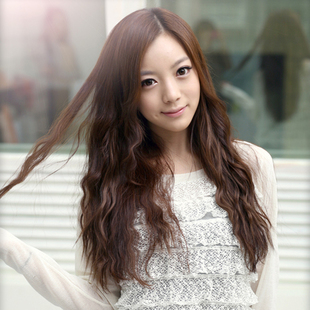 High temperature wire corn hot hair wigs in micro-hair simulation is not reflective of long clamp