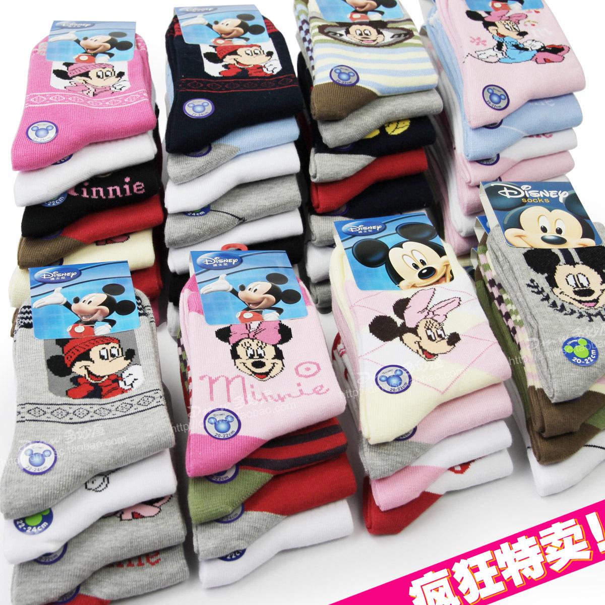 детские носки Disney