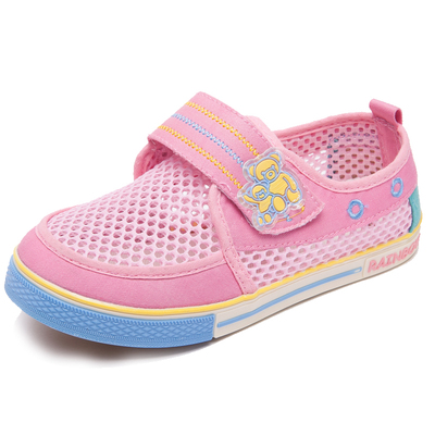 Rainbow Bear Spring shoes women shoes sandals network paternity mother and shoes for children, boys and girls shoes sandals 2014 new