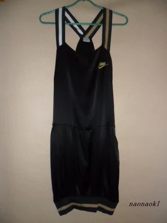 Спортивное платье Sports brand 01 NIK* Женские Полиэстер С логотипом бренда, Вышивка