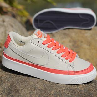 кроссовки Nike 454471 2012 Кожа быка Осенью 2011 года Женские Натуральный каучук