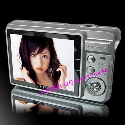 特价 热销 1200万像素 超薄防抖 2.7寸正品 数码相机