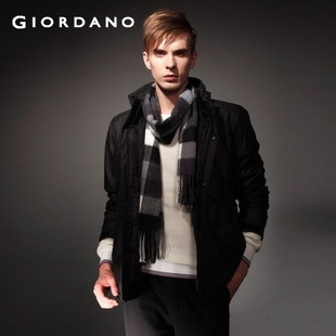 2012 new Shirley Giordano jacket men's wind-proof four-in-one warm coat jacket 01071601
