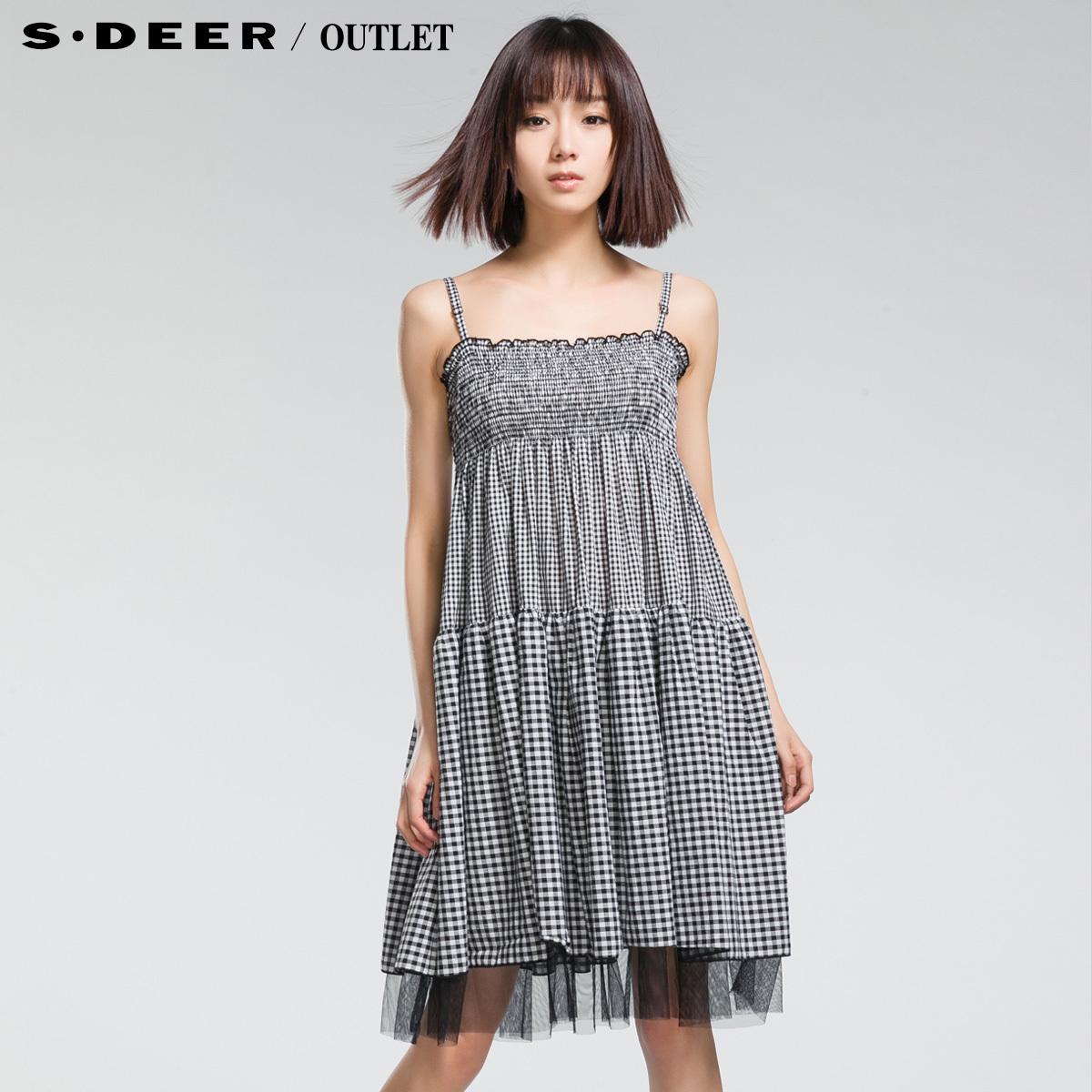 Женское платье S.deer 1281215 Sdeer