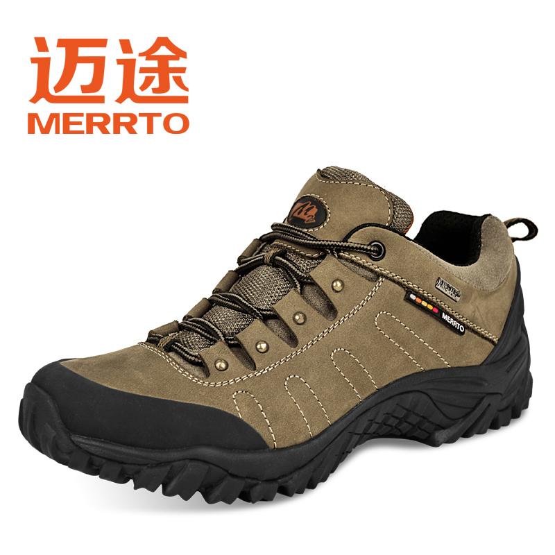 Alternative outdoor shoes, hiking shoes men's shoes women's authentic non-slip waterproof breathable sneakers summer shoes walking shoes