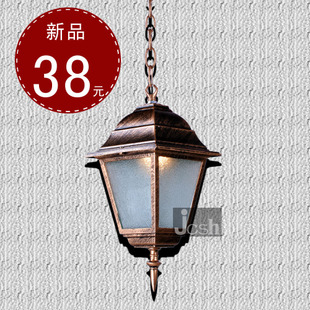 [Mikania lighting] HW0001 vestibule lights outdoor lights garden lights, Garden lights balcony light European lamps