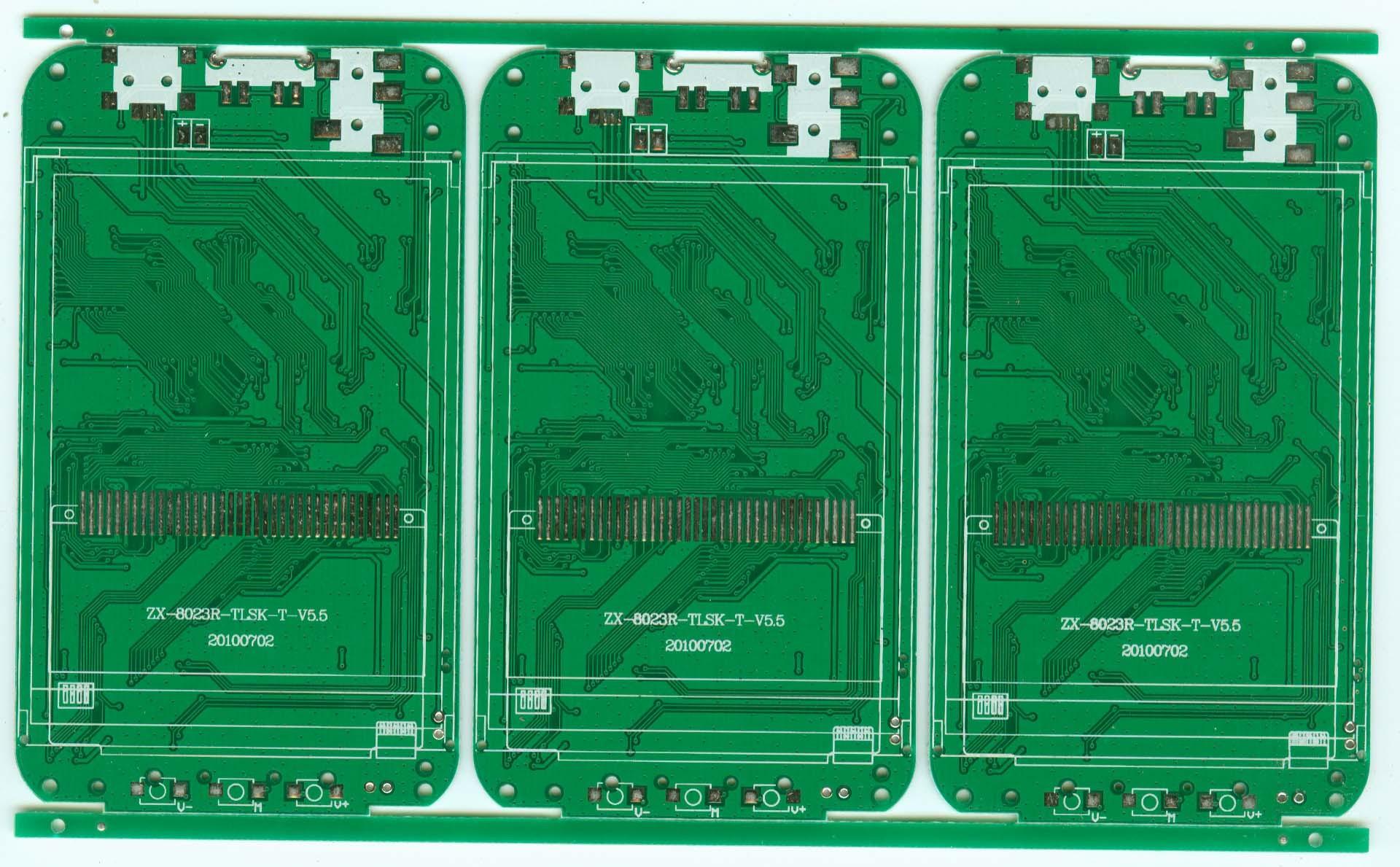 PCB плата   PCB 5*5CM 10 380