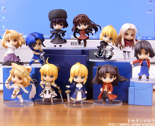 Игрушка   GSC TYPE-MOON TM Collection < >