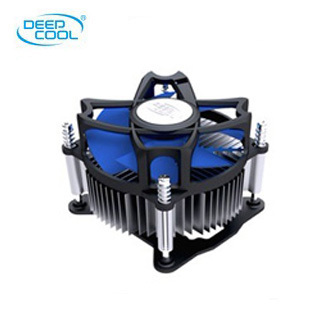 Quiet CPU Cooler Aeolus desktop computer chassis cooling fan 1155 I3 CPU fan